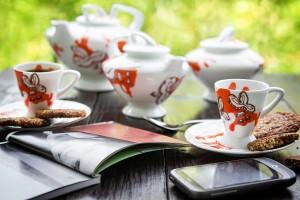 Chemarea-Dragonului-Portocaliu-set ceai-cafea1